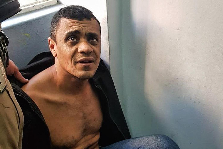 MANDANTE -Adélio, que tentou matar o presidente: caso ainda não encerrado