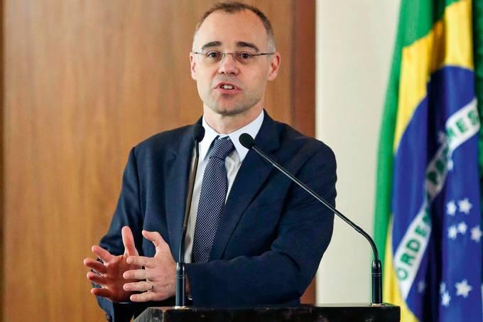 André Mendonça, advogado-geral da União