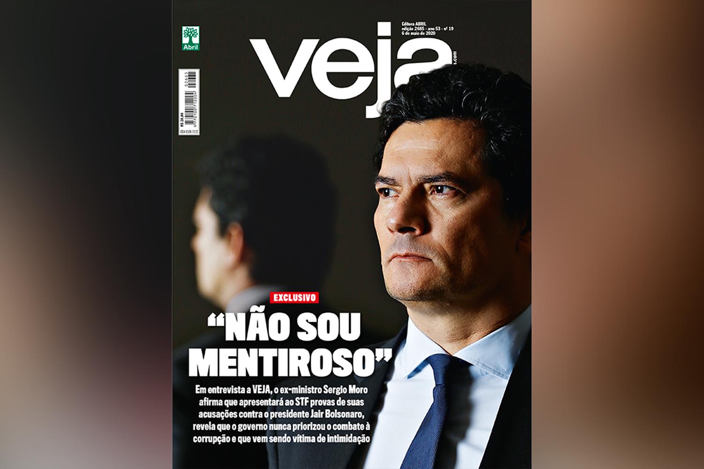 Despertar suma dar a entender  Leitor: a entrevista de Sergio Moro, Abilio Diniz e André Kalil | VEJA