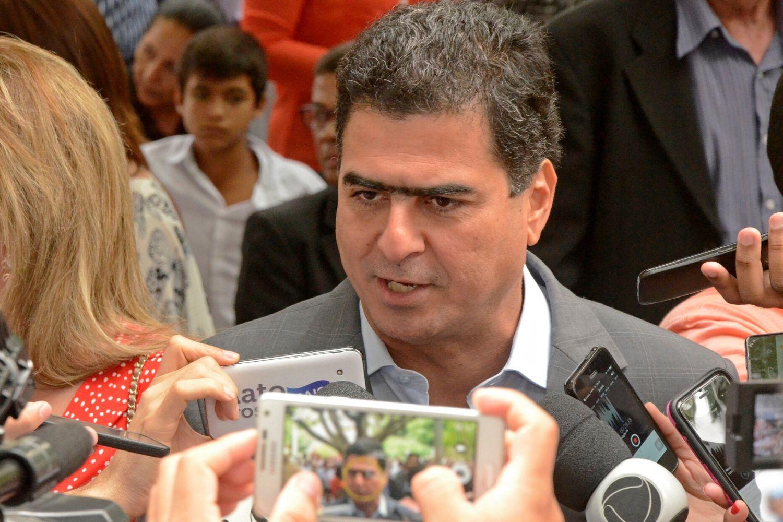 Emanuel Pinheiro (MBD), prefeito de Cuiabá