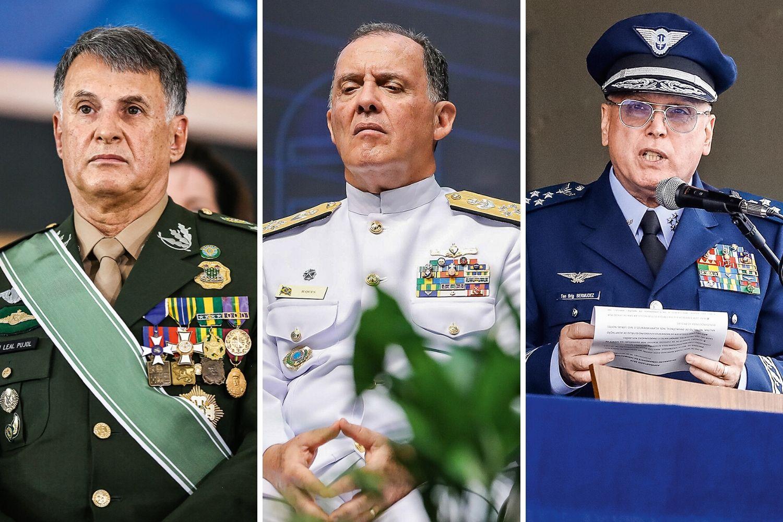 Fala de Gilmar Mendes causa indigestão aos comandantes militares ...