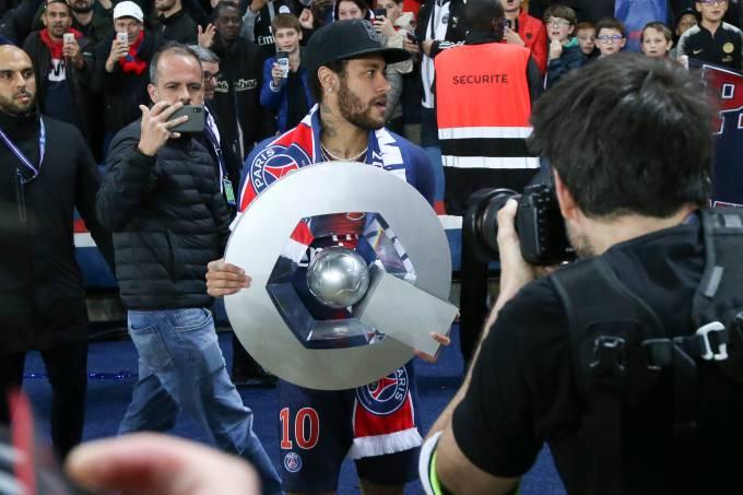 Paris Saint-Germain v Dijon FCO – Ligue 1