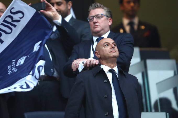 Tottenham Hotspur v Ajax – UEFA Champions League Semi Final: First Leg