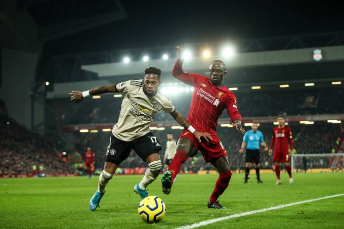 Liverpool FC v Manchester United – Premier League
