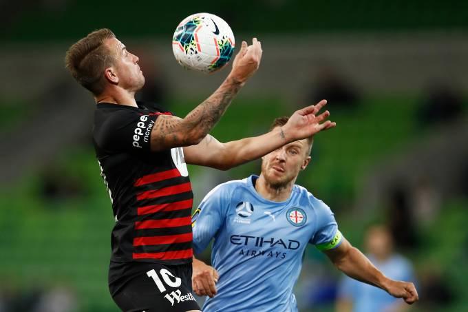 A-League Rd 23 – Melbourne v Western Sydney