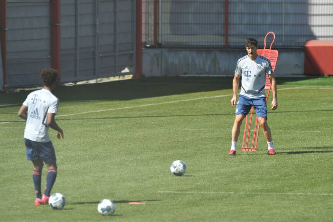 FC Bayern Muenchen – Training Session