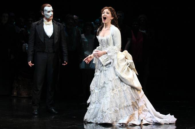 USA: 'Phantom of the Opera' – 25 Years Curtain Call Celebration