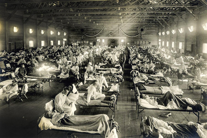 A Grande Gripe' narra a história da maior de todas as pandemias   VEJA