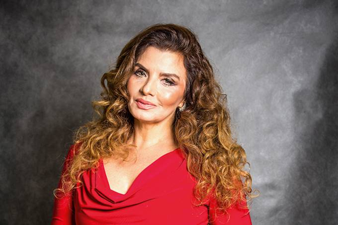 A dermatologista Ligia Kogos.