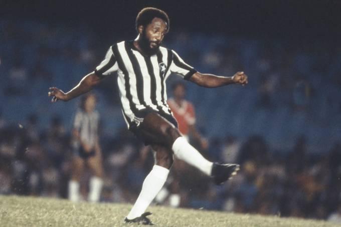 Paulo César Caju, jogado do Botafogo.