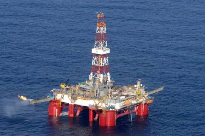 Plataforma de Petróleo (
