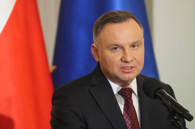 FILES-POLAND-POLITICS-VOTE-DUDA
