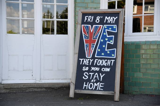 The 75th Anniversary of VE Day