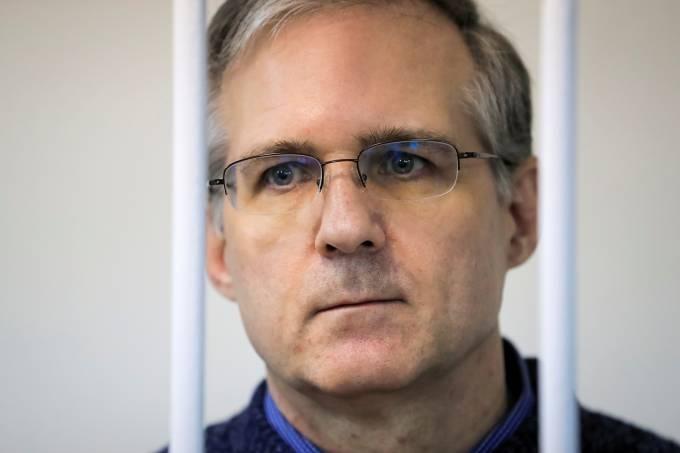 Paul Whelan Espionagem Rússia