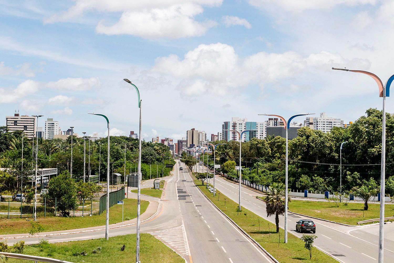 EMERGÊNCIA - São Luís, capital do Maranhão: lockdown decretado após o colapso do sistema de saúde do estado
