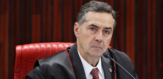 Luís Roberto Barroso, juiz do Supremo e presidente do TSE: