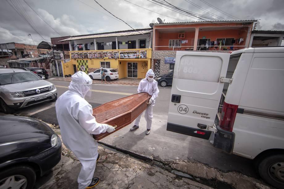 No pico da pandemia, o serviço recebeu 55 chamadas em um único dia