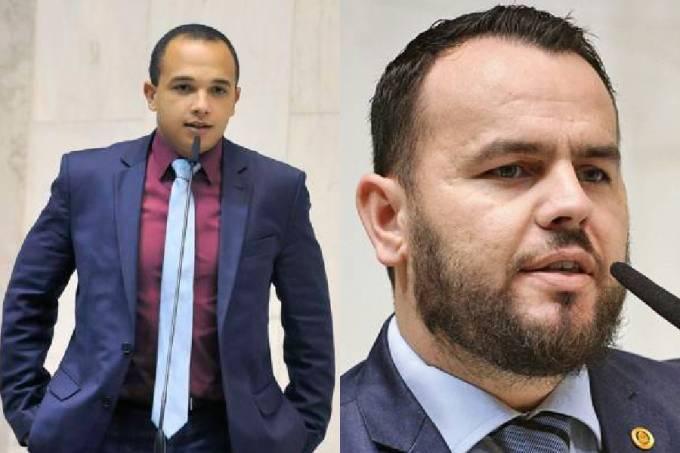 Douglas Garcia e Gil Diniz