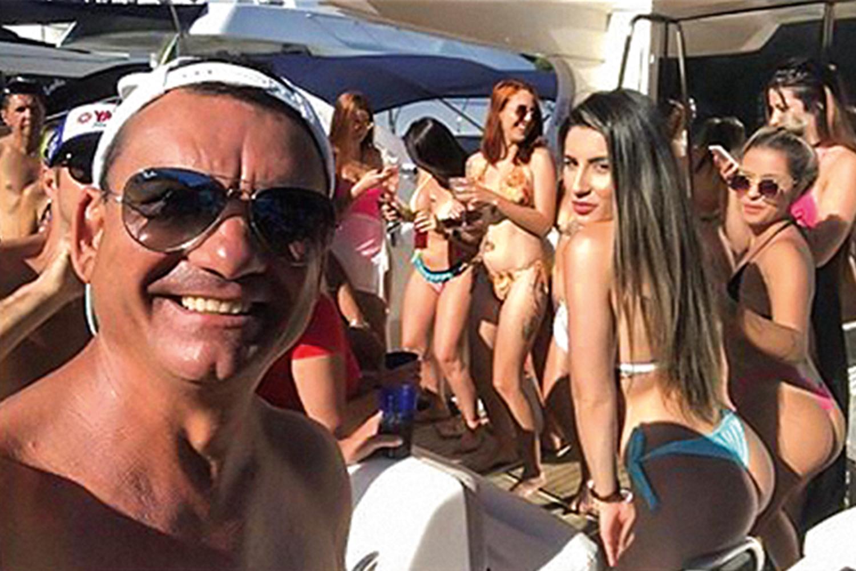 BALADA -Em Santa Catarina: vídeos de comemorações viralizaram nas redes