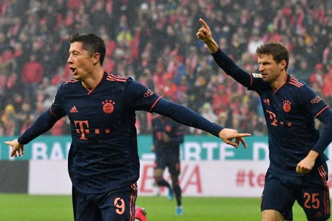 FSV Mainz 05 – Bayern Munich