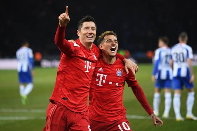 Hertha BSC v FC Bayern Muenchen – Bundesliga