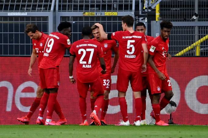 Borussia Dortmund v FC Bayern Muenchen – Bundesliga