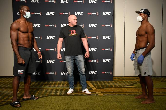 UFC 249 Ferguson v Gaethje: Weigh-Ins