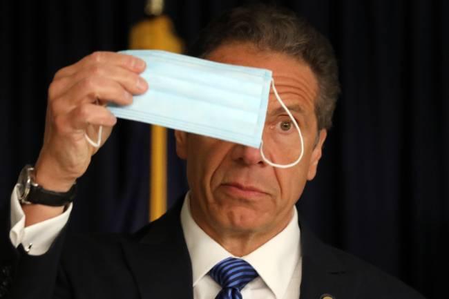 Governador de Nova York, Andrew Cuomo
