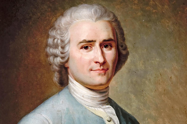 """SOLIDÃO- Rousseau, ao atravessar a quarentena, em 1743: """"Eu me organizei como deveria ter feito durante toda a minha vida"""""""