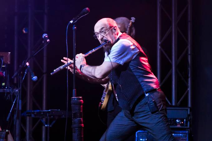 Jethro Tull by Ian Anderson Perform In Berlin