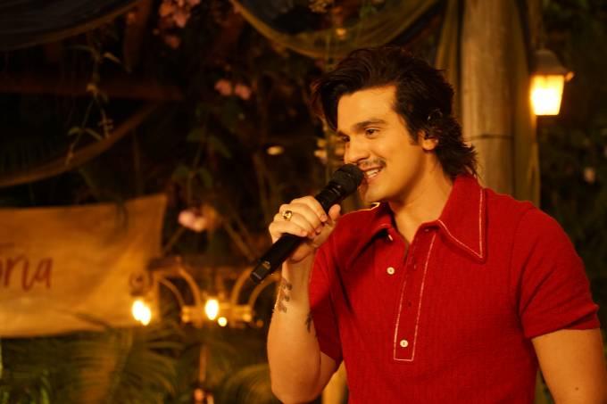 Luan Santana – live Historia