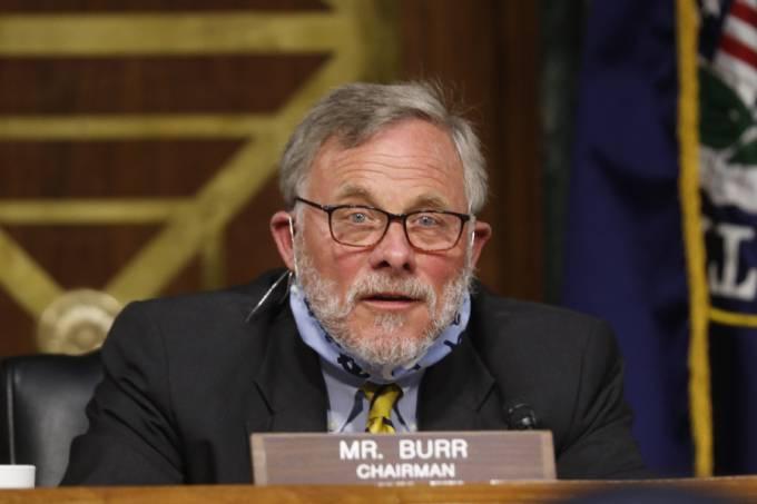 Senador Richard Burr