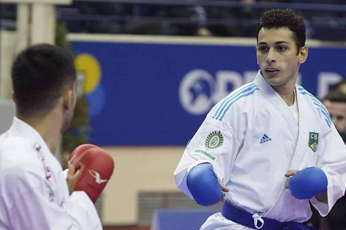 Vinicius Figueira_karate
