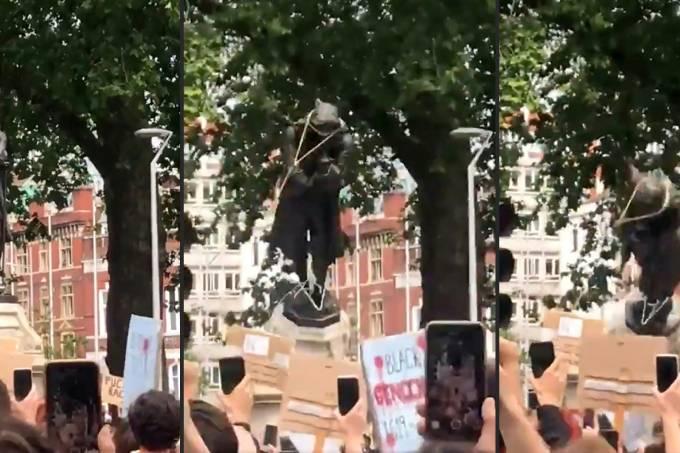 COMBO-BRITAIN-US-RACISM-UNREST-FLOYD