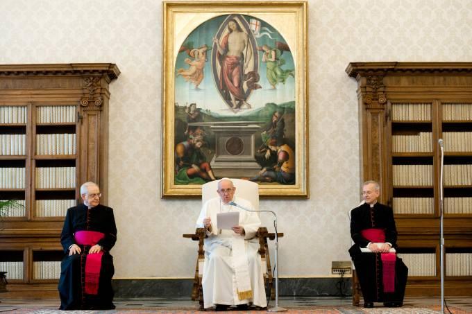 Pope Francis honours George Floyd in weekly general audience