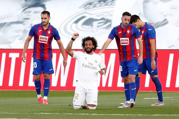 La Liga Santander – Real Madrid v Eibar
