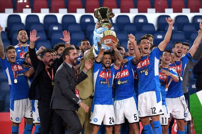 Coppa Italia – Final – Napoli v Juventus