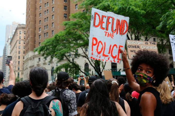 Protesto nos Estados Unidos