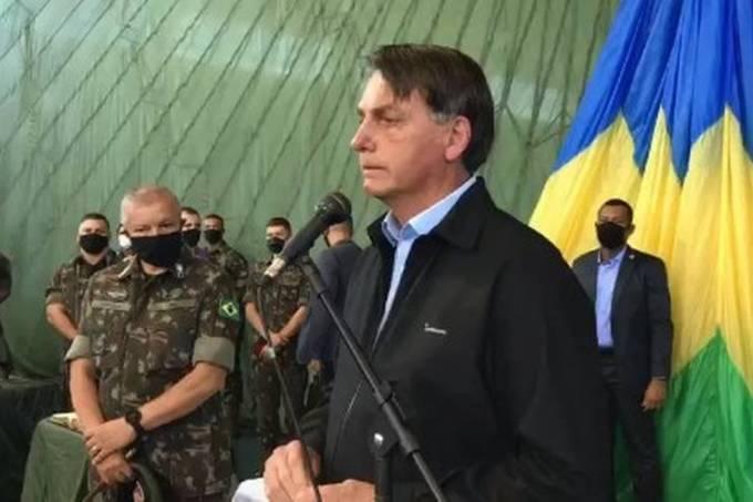 Bolsonaro Velório