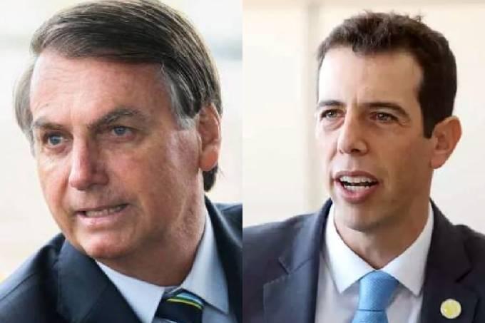 Bolsonaro e Feder