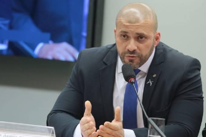 Deputado bolsonarista Daniel Silveira