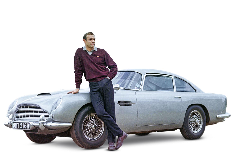 O Relancamento Do Carro Aston Martin De James Bond Veja