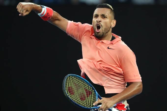 2020 Australian Open – Day 8