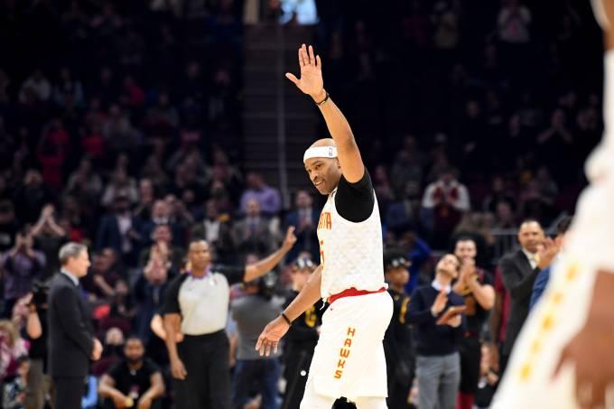 Atlanta Hawks v Cleveland Cavaliers – Vince Carter