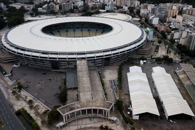 Good Friday in Rio de Janeiro Amidst the Coronavirus (COVID – 19) Pandemic