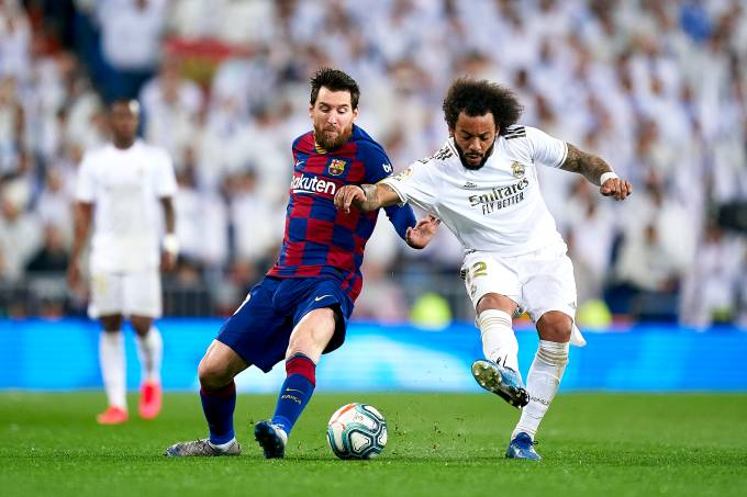 Real Madrid CF v FC Barcelona  – La Liga