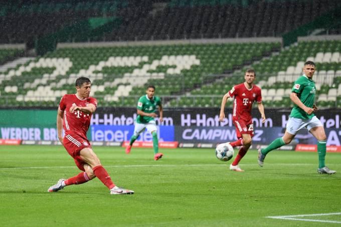 SV Werder Bremen v FC Bayern Muenchen – Bundesliga