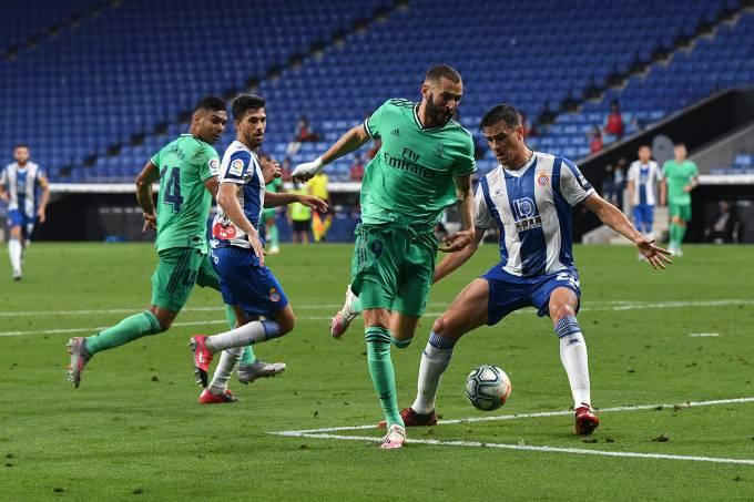 RCD Espanyol v Real Madrid CF  – La Liga
