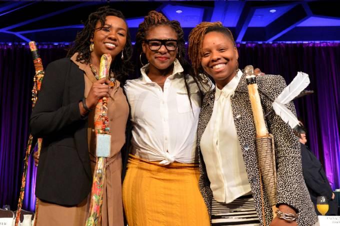 Alicia Garza, Patrisse Cullors e Opal Tometi – Black Lives Matter