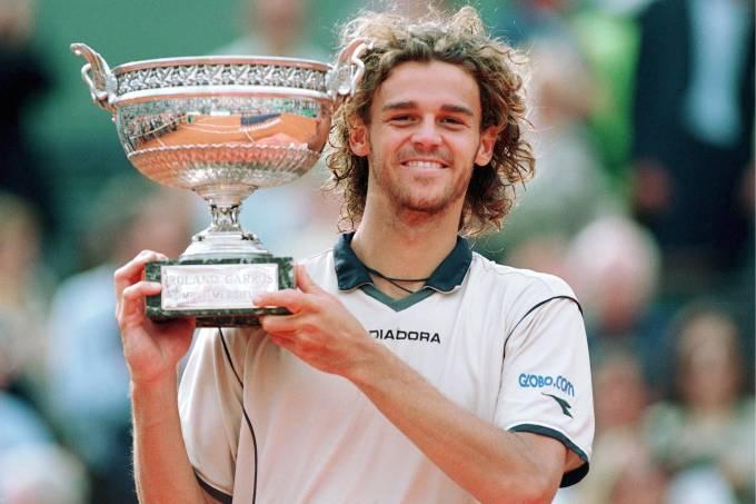 Guga – Roland Garros 2000